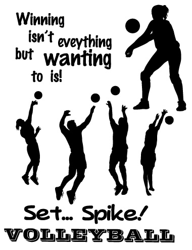 Volleyball, Volleyball sayings and Nice quotes on Pinterest