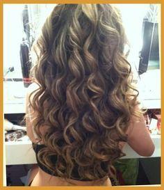 25 melhores ideias sobre permanentes de cabelo solto no pinterest permanente onda solta