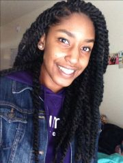 thick marley twists.great protective