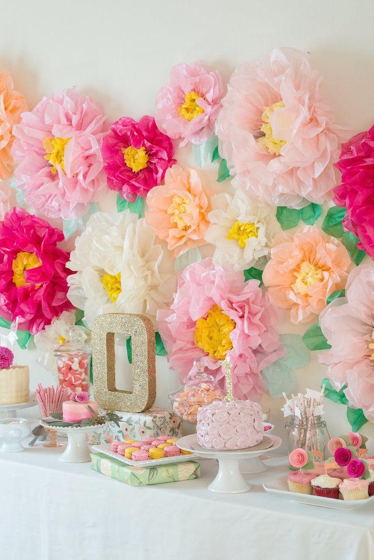 25 Best Ideas About Garden Theme Birthday On Pinterest Spring