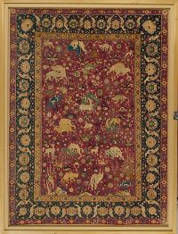 92 best images about PERSIAN SILK RUGS: Antique and New ...