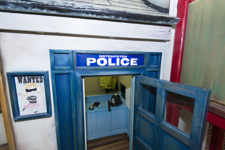 Police Station  EXTREME PLAYHOUSES  Pinterest  Police