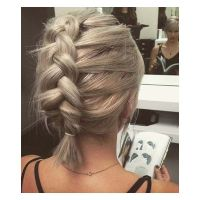 17 Best ideas about Braiding Short Hair on Pinterest ...