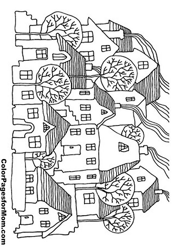5677 best images about Colouring Images on Pinterest