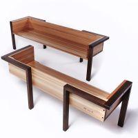 25+ best ideas about Modern bench on Pinterest | Outdoor ...