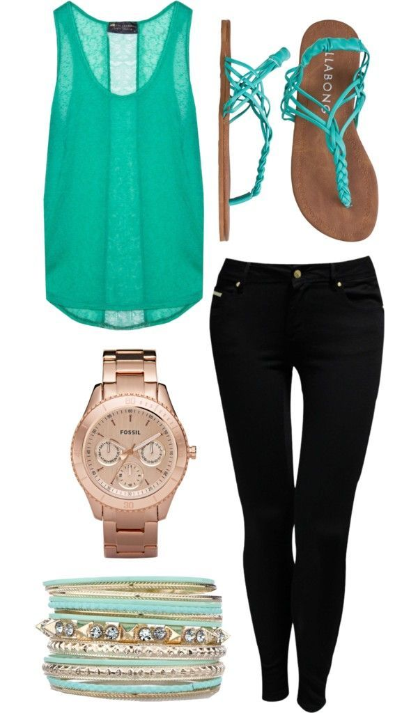 Outift for  teens  movies