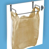 Cabinet door trash bag holder. | for the Kitchen ...