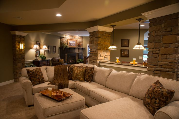 25+ Best Ideas About Finished Basement Bars On Pinterest