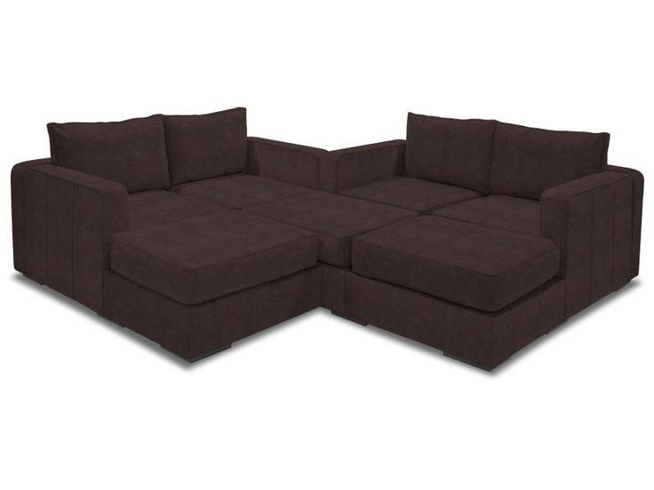 I heart love sac M Lounger with Chocolate Rhinoplush Covers  furniture  Pinterest  Furniture