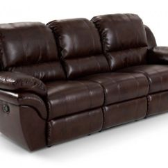 Discounted Leather Sofas Restoration Hardware Sofa Bed Apollo Reclining | Living Room Bob's ...
