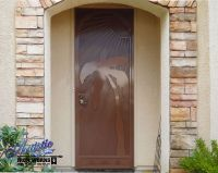 17 Best images about Wrought Iron Security Doors on ...