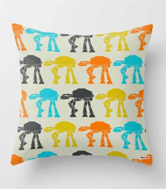 Star wars pillow case  Decorative throw pillow cover