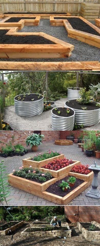 25 Best Garden Ideas On Pinterest Gardening Gardens And