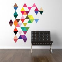 25+ Best Ideas about Triangle Wall on Pinterest ...