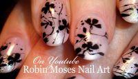 17 Best ideas about Splatter Paint Nails on Pinterest ...