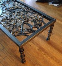 Best 25+ Metal tables ideas on Pinterest | Steel table ...