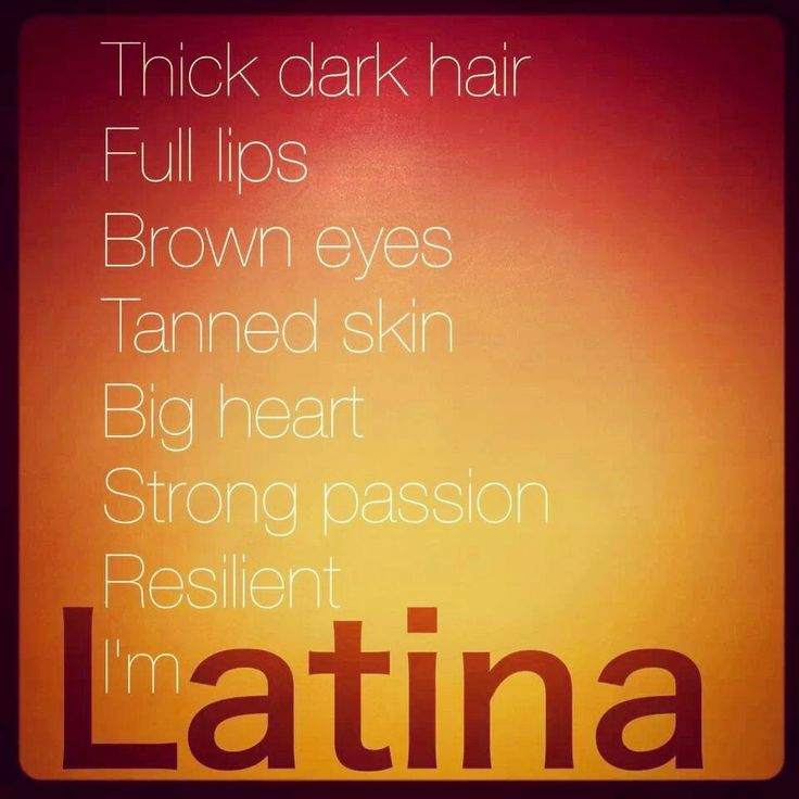 Latinas do it better: