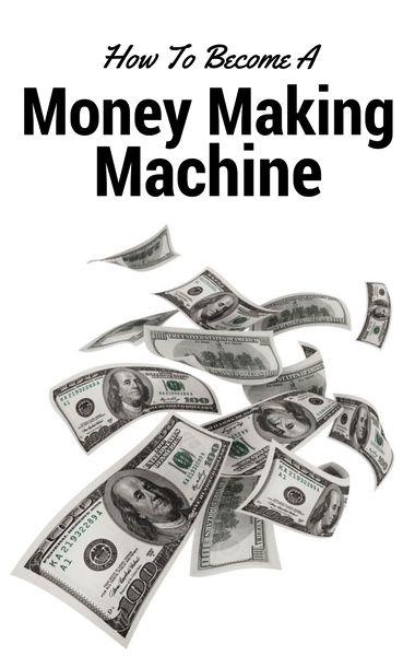 17 Best ideas about Money Making Machine on Pinterest