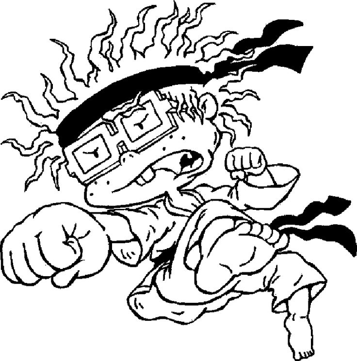 1000+ images about Rugrats Coloring Pages on Pinterest