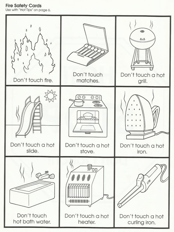 25+ best ideas about Preschool Fire Safety on Pinterest