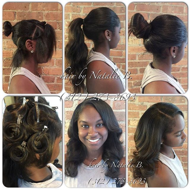 Versatility PERFECT PONY SEWIN HAIR WEAVES by Natalie B 312 2738693IG