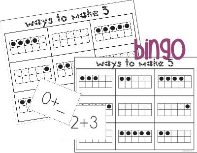 149 Best images about decomposing numbers on Pinterest