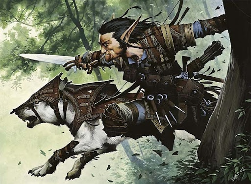 1000+ Images About D&D- Rangers, Barbarians, And Druids On