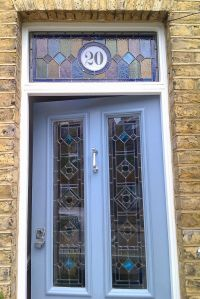 17 Best ideas about Stained Glass Door on Pinterest ...