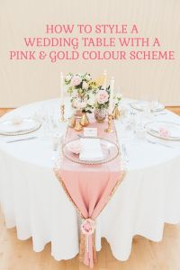 Pink Wedding Table Settings 25 Best Pink Table Settings Ideas