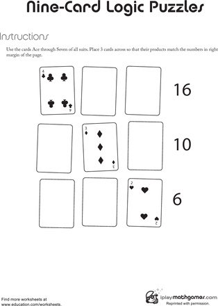 1000+ ideas about Logic Puzzle Games on Pinterest