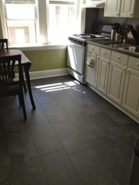 Pergo monson slate flooring, though the blogger says it ...