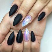 stiletto nails ideas