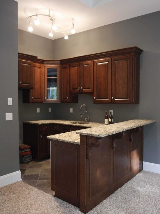 1000 ideas about Small Basement Kitchen on Pinterest