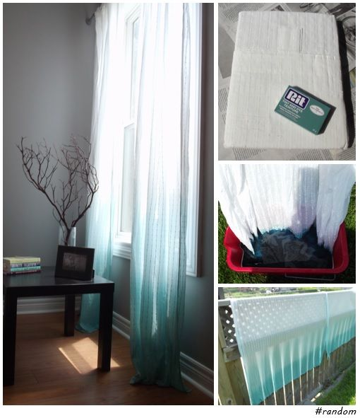 25 Best Ideas About Dye Curtains On Pinterest Dip Dye Curtains
