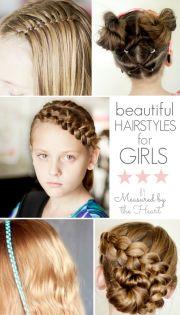 beautiful hair tutorials girls