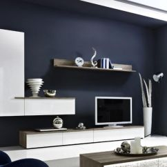 Shelf Units Living Room Pinterest Decorating Ideas For Arte-m Linea Modern Tv Unit And Wall Storage System In ...