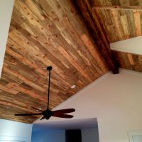 Beetle Kill Pine ceiling from Sustainable Lumber Co ...