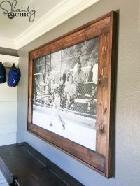 25+ best ideas about Large frames on Pinterest | Small ...