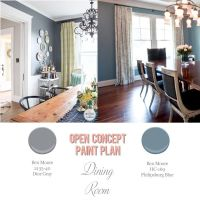 Foolproof Paint Selections for an Open Concept Floor Plan ...