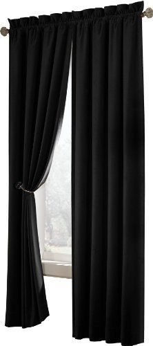 25 Best Ideas About Black Curtains On Pinterest Black Curtains