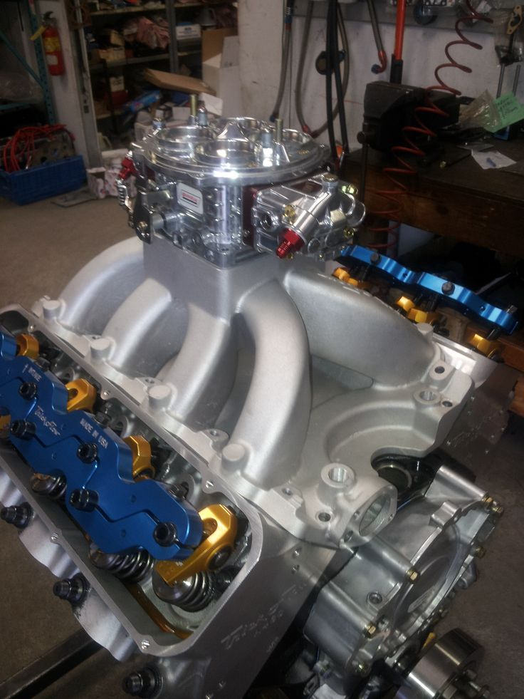 Ford 292 Engine Diagram 460 Ford Bored Stroked To 572 Cid With Tfs Heads 875