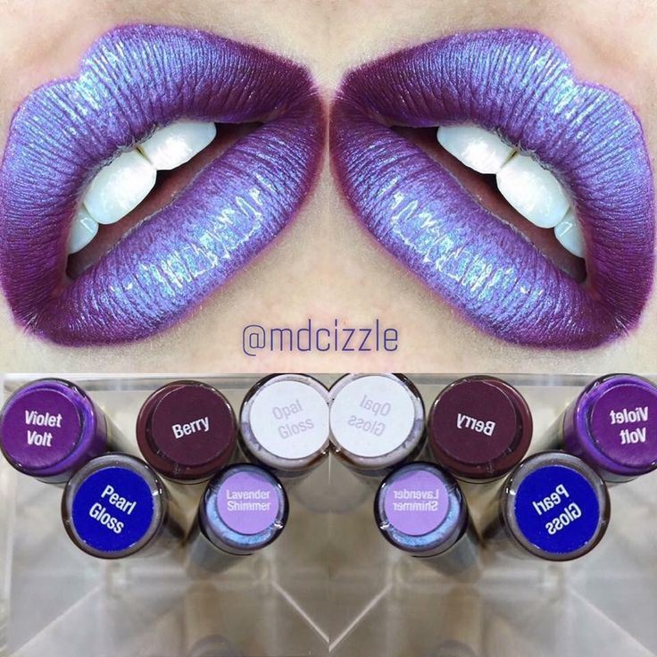 Cute SeneGence Ombr Lips Kissable Lips By Mickenzy
