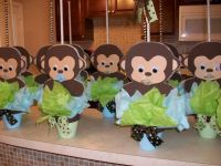 25+ best ideas about Baby shower monkey on Pinterest