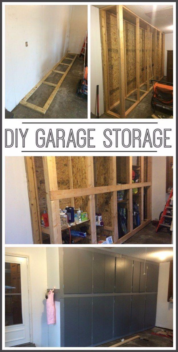 1000+ ideas about Garage Shelving on Pinterest