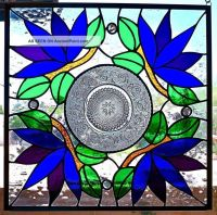 10 Best images about stained glass with plates on ...
