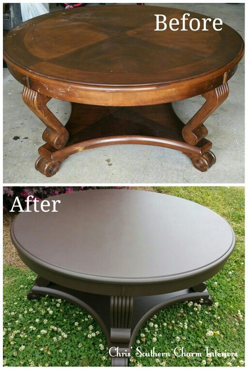 25+ best ideas about Painted Coffee Tables on Pinterest
