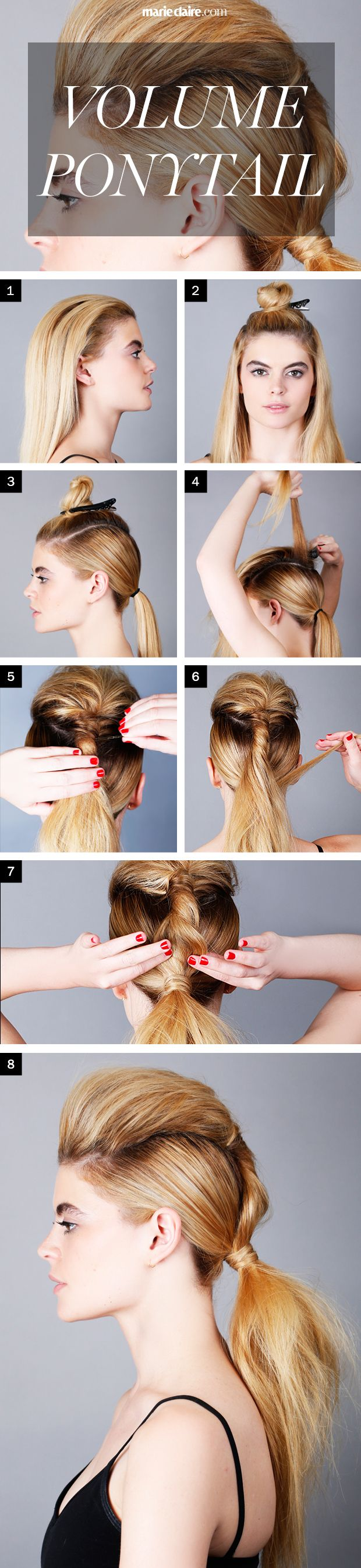 1000 ideas about Volume  Hairstyles  on Pinterest Relaxed
