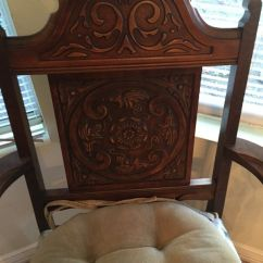 Oak Dining Set 6 Chairs Lounge For Pool Rockford Furniture Company 1900 | Room Set, Table Chairs, Buffet, Chest ...