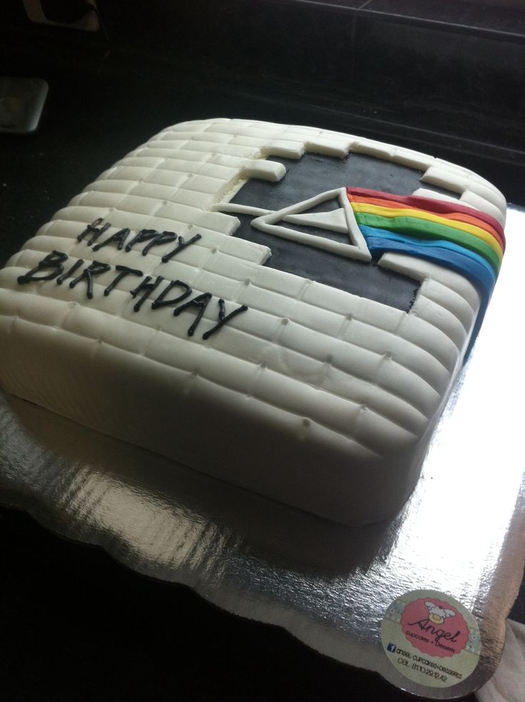 Pink Floyd Cake Cake Pinterest Pink Pink Floyd And