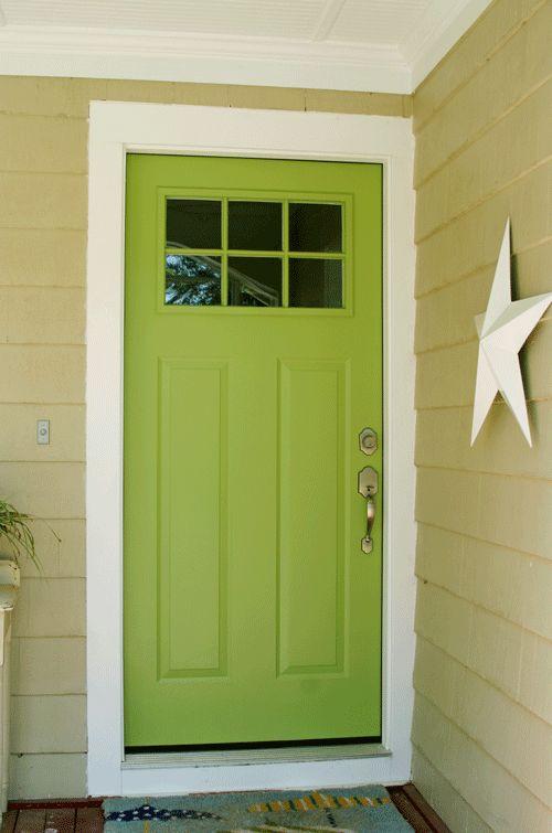 Best 20 Green Front Doors ideas on Pinterest  Green